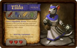 Tilda the Healer