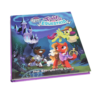 My Little Pony: Core rule book.